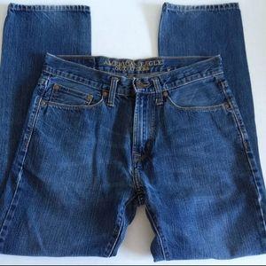 American Eagle slim straight men's jeans